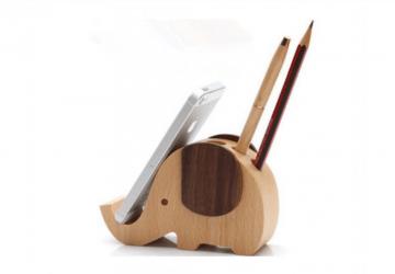 desk pen holder